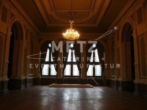 Saal 02 Festsaal Ordenssaal, Herrschaftliche Eventlocation in Bonn