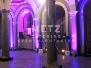 Deko @ Festsaal Ordenssaal, Herrschaftliche Eventlocation in Bonn