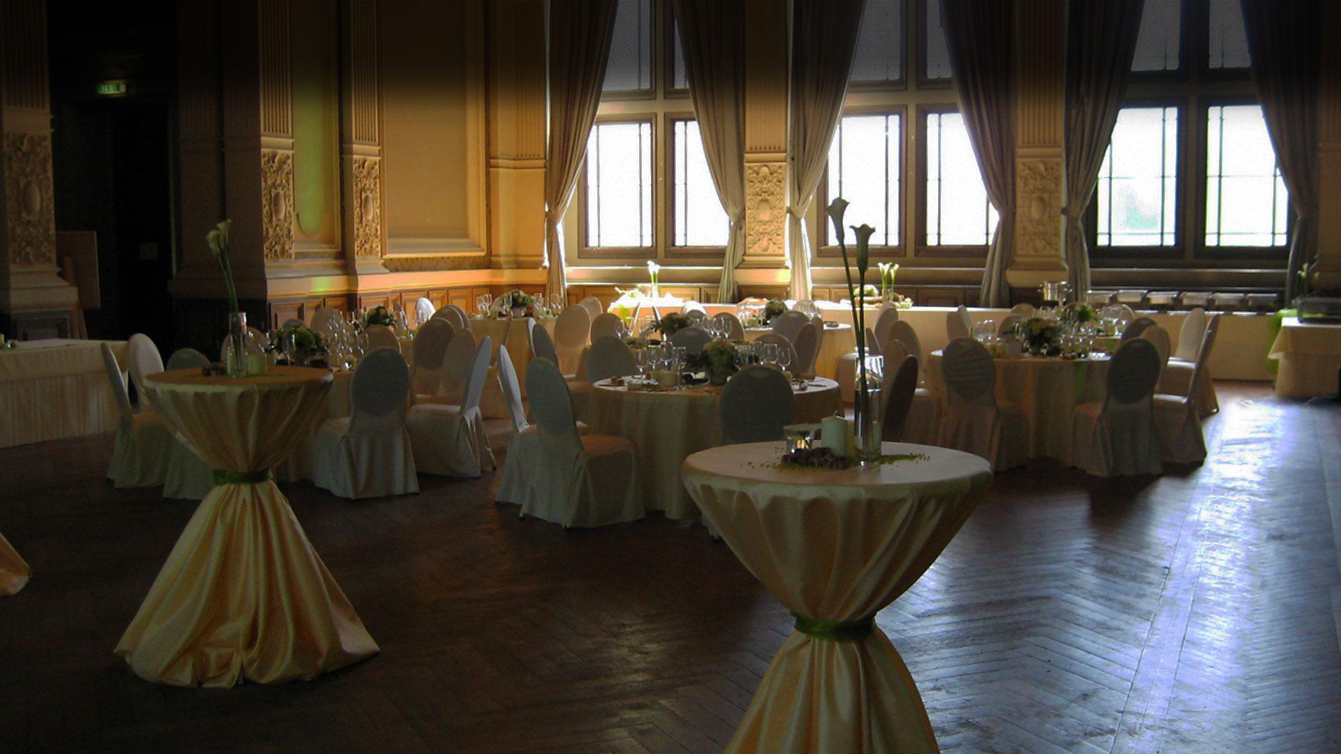 Der Ordenssaal –<br /> Die besondere Eventlocation in Bonn